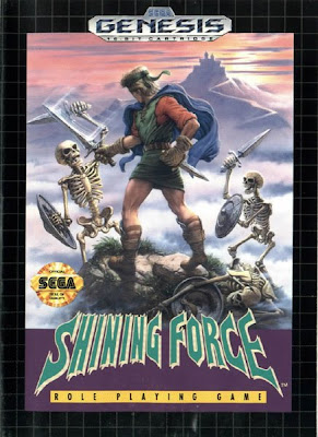 shiningforce Shining Force brilha no iPhone