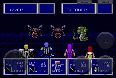 phantasy-star-ii_5 Phantasy Star II para iPhone