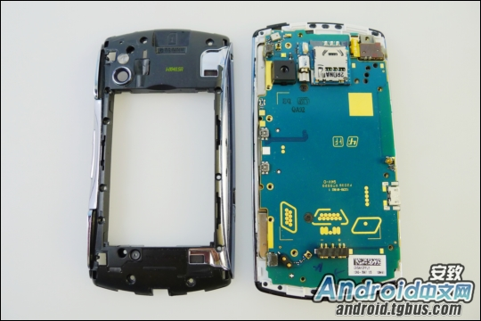 psphone_kotakubr12 Veja o Playstation Phone (Xperia Play) por dentro