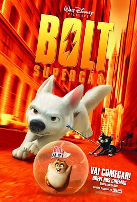Baixar Filme Bolt - SuperCão - 2009