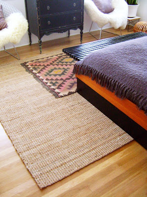 I Picked Up The TÅrnby Rug At Ikea On Saay And It Seems To Be Jute Goodness All Around Layered A Kilim Top Since Guess You Can Never Have