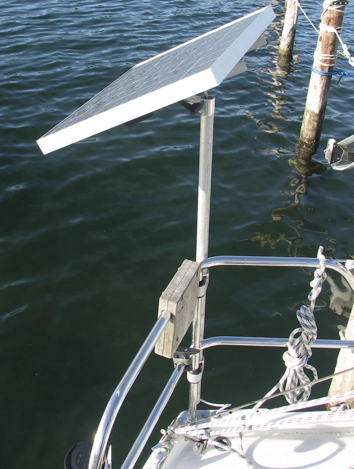 solpanel båt butik