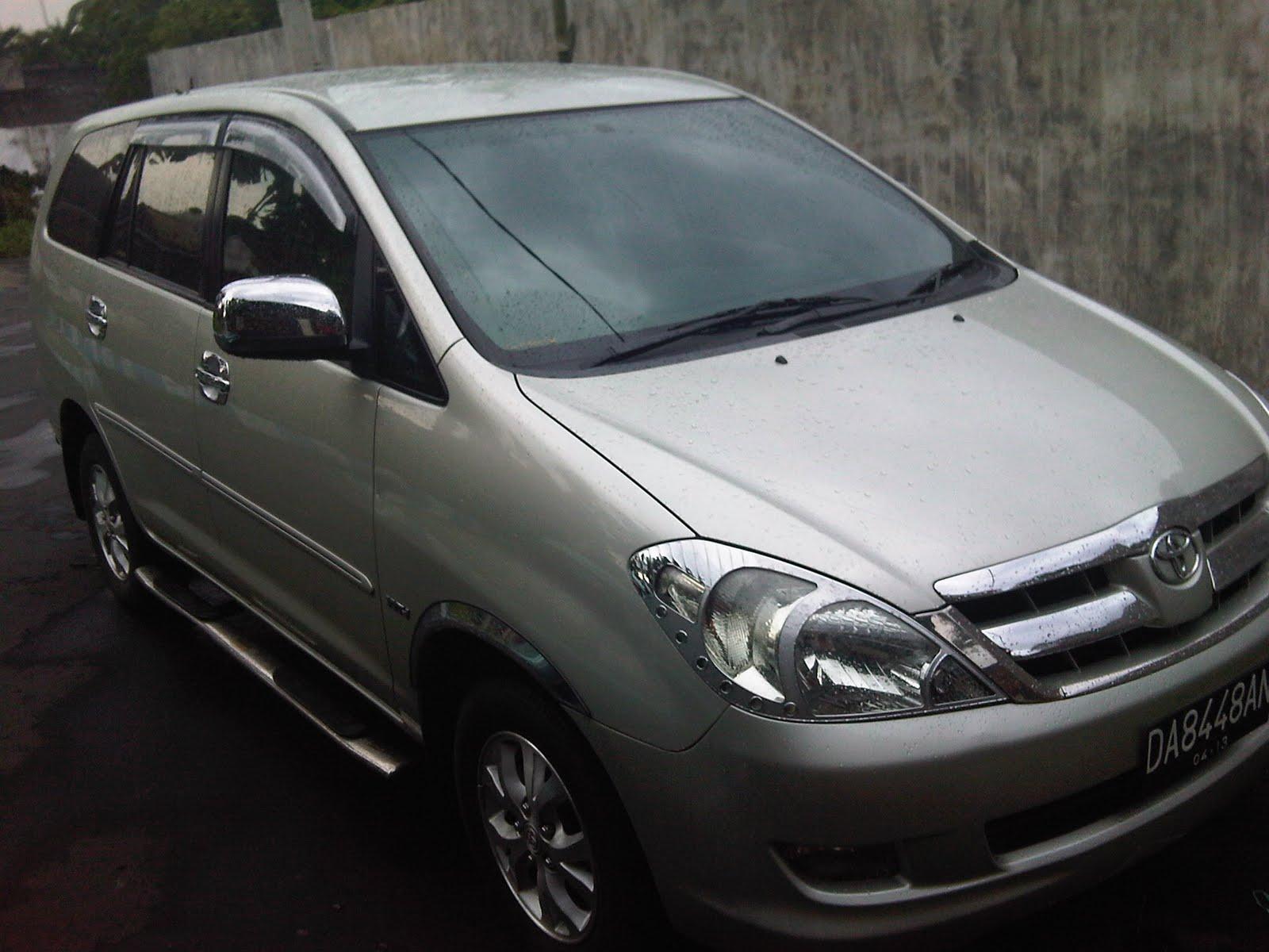 Jual Beli Sewa Mobil Malang Raya Dijual Kijang Innova