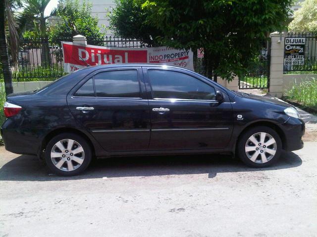 Jual Toyota Vios 2004 [[8]] - Mobil W