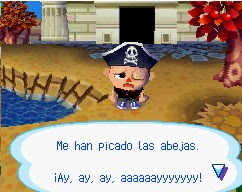 Errores De Las Abejas Fan Animal Crossing
