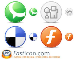 circle social icons 75 Beautiful Free Social Bookmarking Icon Sets