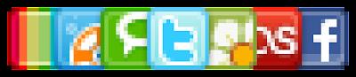 social media icon pack header 75 Beautiful Free Social Bookmarking Icon Sets