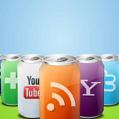 icontexto drink web20 social bookmarking icon pack 01 75 Beautiful Free Social Bookmarking Icon Sets