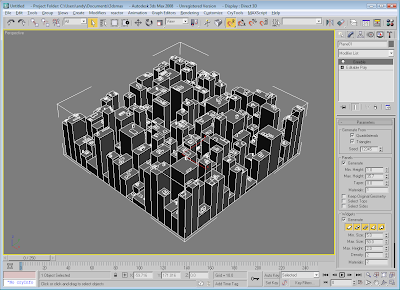 Greeble a 3D City: Tutorial 2: The Cityscape – digital urban