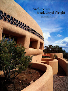 Posted By Frank Lloyd Wright Pottery House At 7 12 Pm