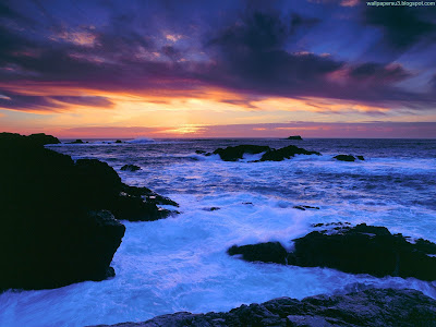 Beautiful Sea Normal Resolution Wallpaper 1