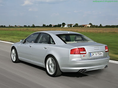 Audi S8 Standard Resolution wallpaper 7
