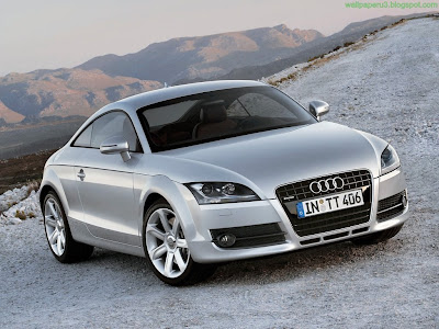 Audi TT Standard Resolution wallpaper 7