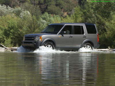 Land Rover LR3 Standard Resolution wallpaper 5