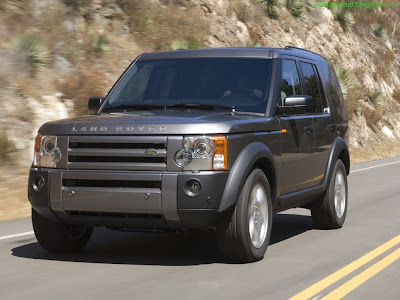 Land Rover LR3 Standard Resolution wallpaper 7