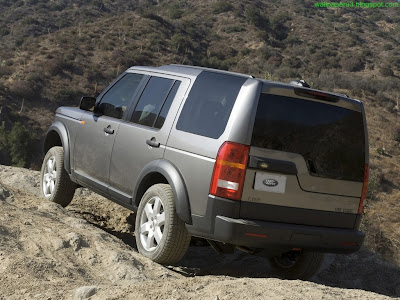 Land Rover LR3 Standard Resolution wallpaper 8