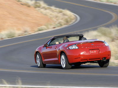 Mitsubishi Eclipse Spyder Standard Resolution Wallpaper 5