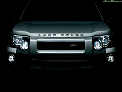 Land Rover Freelander Standard Resolution Wallpaper 10