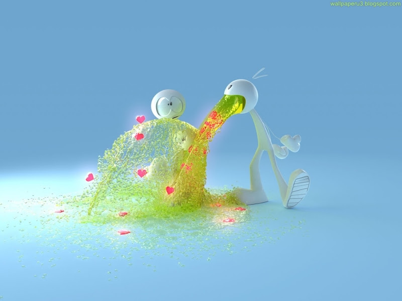 3D Widescreen Wallpaper 18