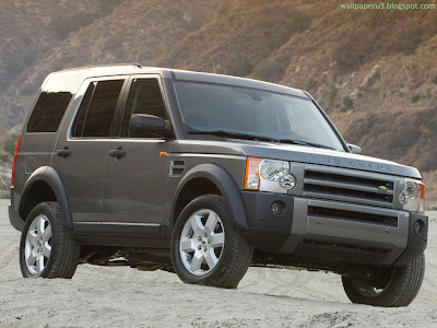 Land Rover LR3 Standard Resolution Wallpaper 13