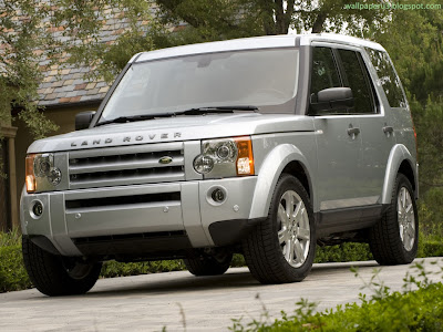 Land Rover LR3 Standard Resolution Wallpaper 18