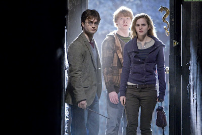Harry Potter and the Deathly Hallows HD Wallpaper 2