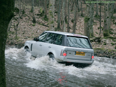 Range Rover Standard Resolution Wallpaper 6
