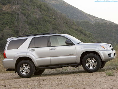 Toyota 4runner Standard Resolution Wallpaper 12
