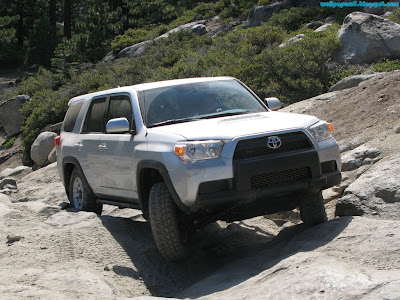 Toyota 4runner Standard Resolution Wallpaper 5