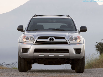Toyota 4runner Standard Resolution Wallpaper 11