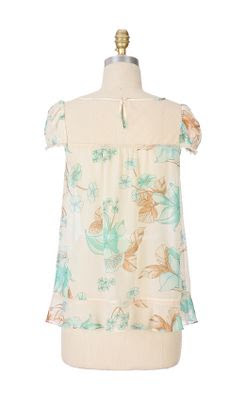 Anthropologie Whispersweet Babydoll by Odille
