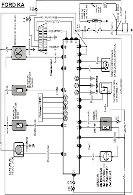 Vw Golf Ac Relay VW Golf Water Pump Wiring Diagram ~ Odicis
