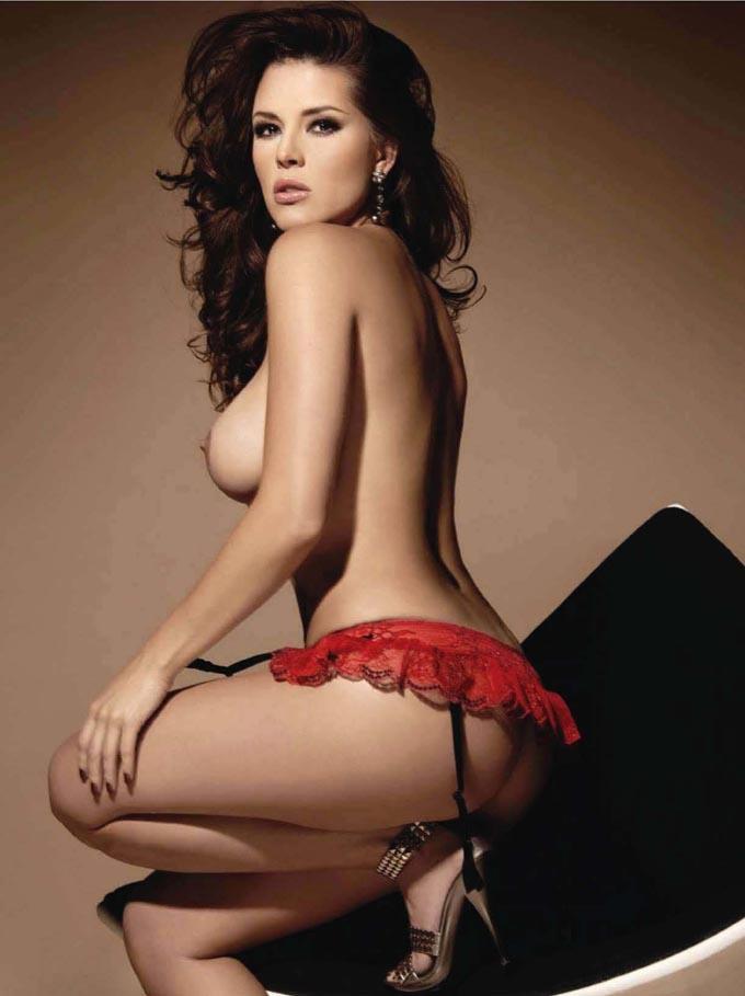 De Otros Mundos Alicia Machado Desnuda En Playboy