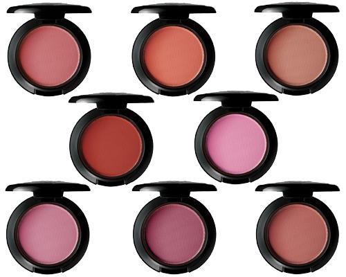 Blush For Dark Or Wheatish Skin