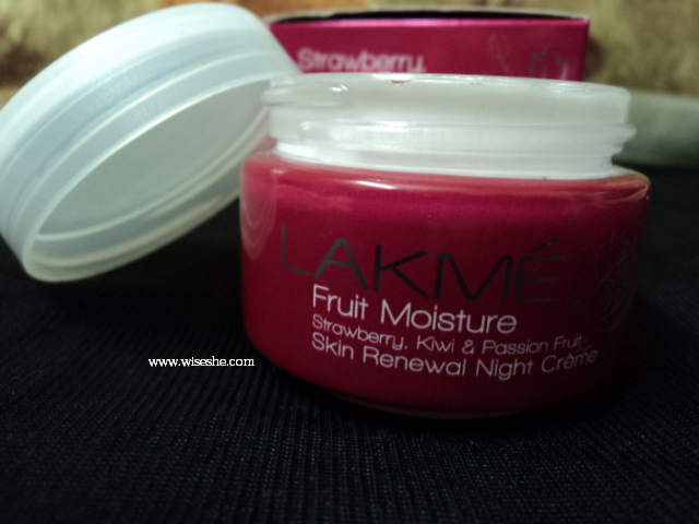 Lakme Night Cream Review