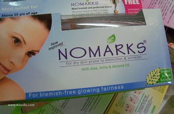 no marks product