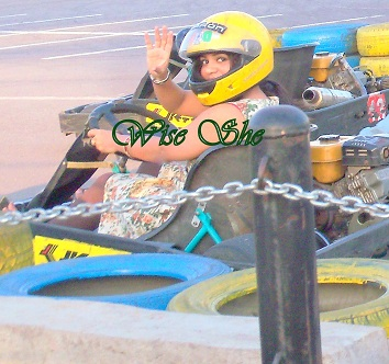 my experience with go karting