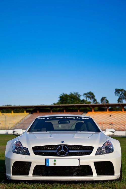 Mercedes SL 65 AMG Black Series by MKB