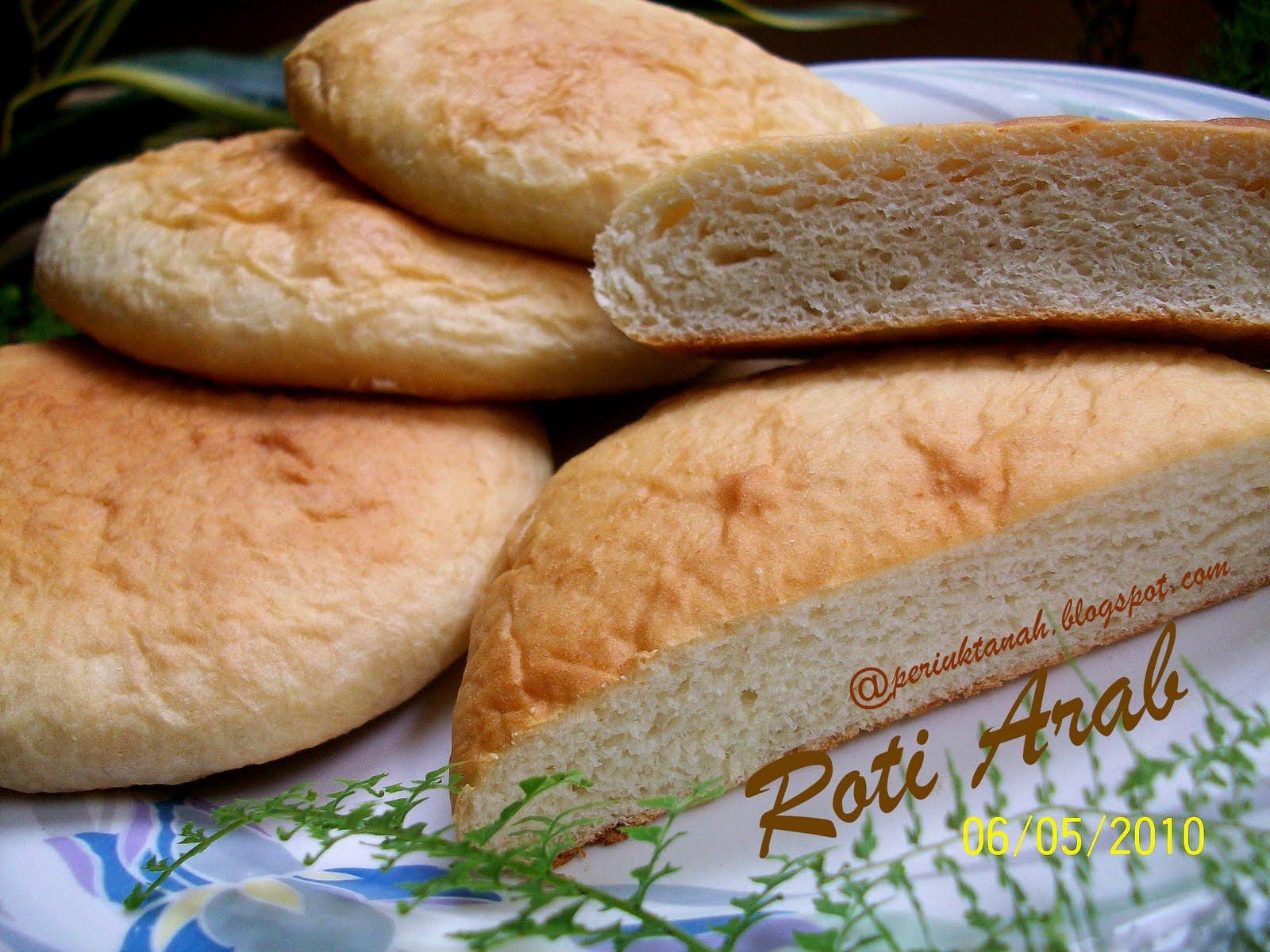 periuktanah: Roti Arab