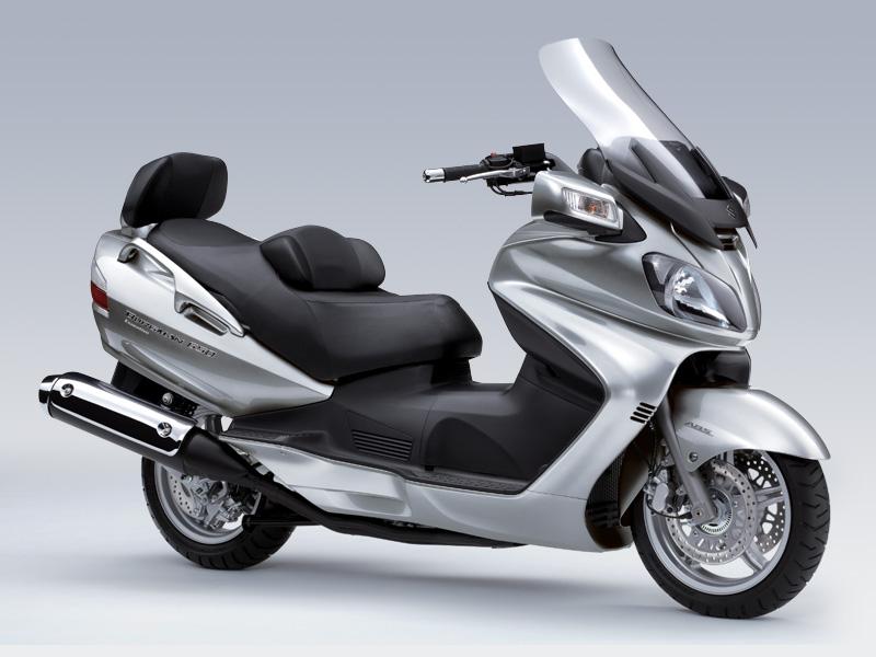 modif scooter yamaha mio soul matic: suzuki burgman 650 exec