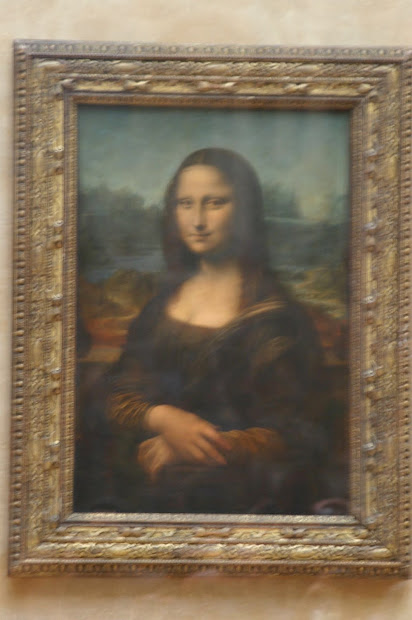 Famous French Paintings at the Louvre