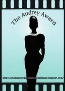 Cinema Saturday Audrey Award WInner