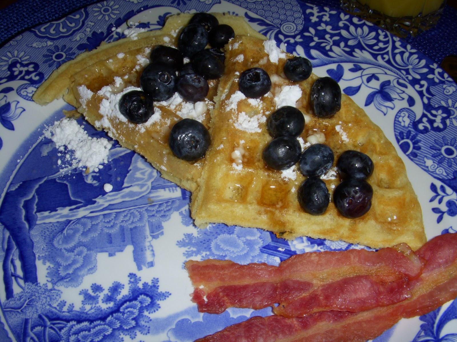Stonewall Kitchen Pancake Mix Mosaic Tile Farmhouse Waffles (stonewall Kitchen) – Dallas Duo Bakes