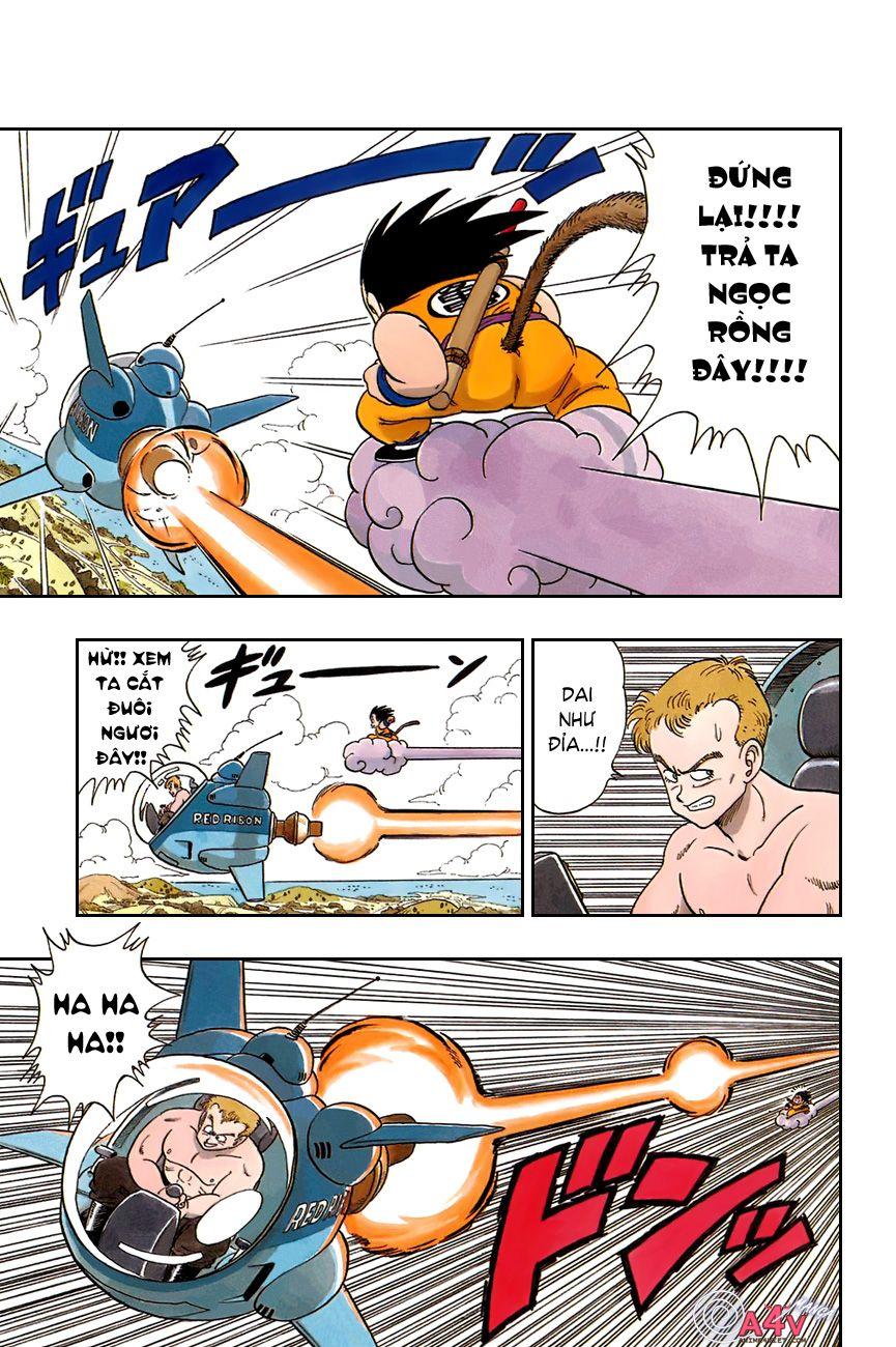 Dragon Ball chap 81 trang 8