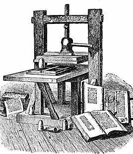 Italian Renaissance: Printing Press