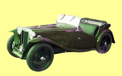 MG TC 1947 - imagem de arquivo.