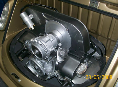 Motor do MP Lafer