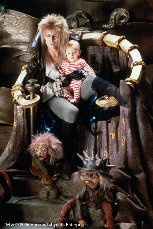 Tweenz Readz - BeTween The Covers: Movie: Labyrinth Labyrinth 1986 Characters
