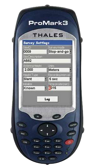 GEOMATICYBER: Generate GNSS Promark3 GPS Data