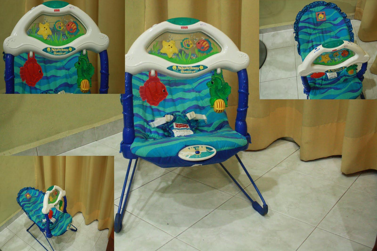 httpLetsgrabblogspotcom Fisher Price Aquarium Bouncer